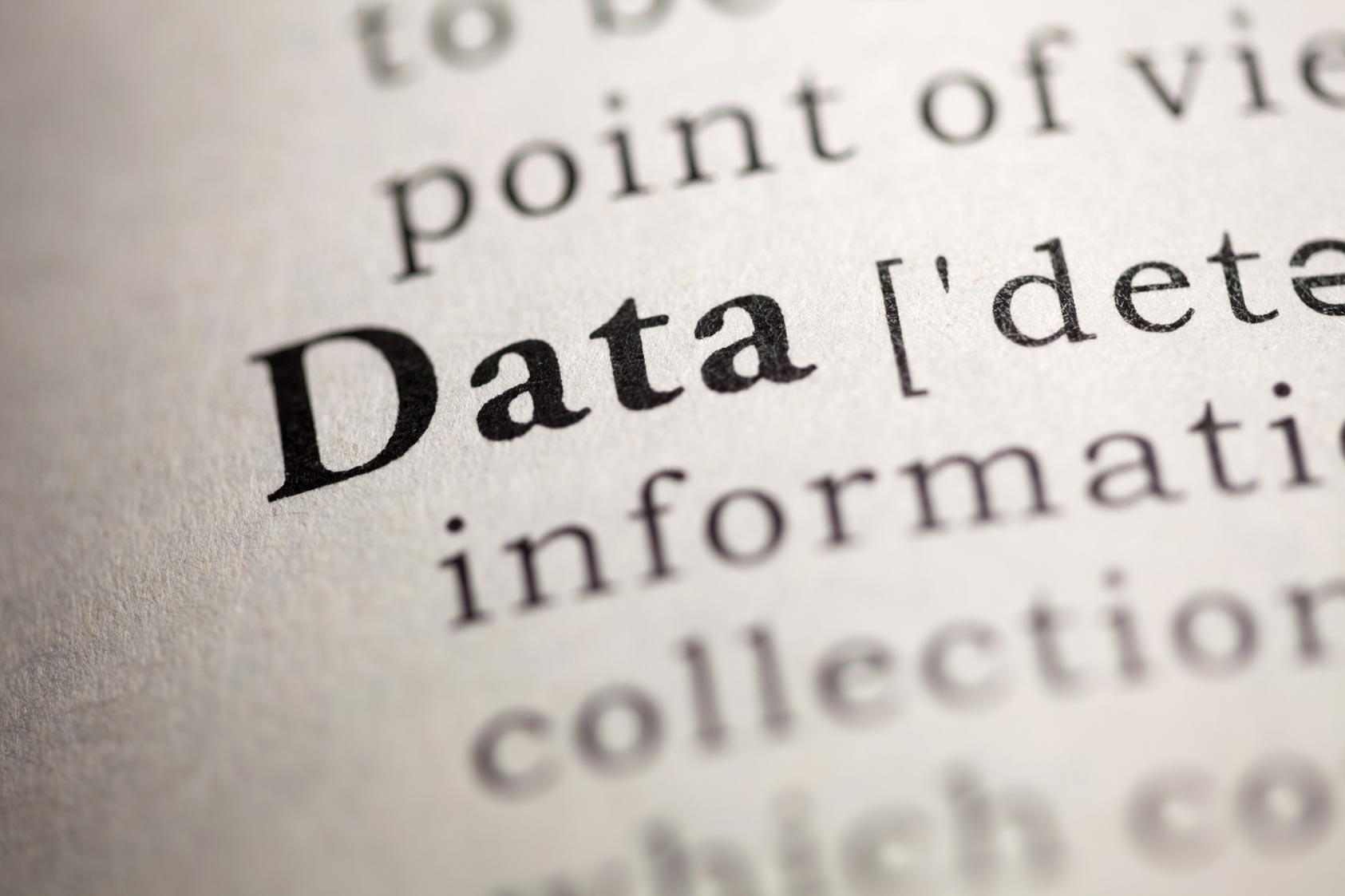 Das Data Dictionary 1×1
