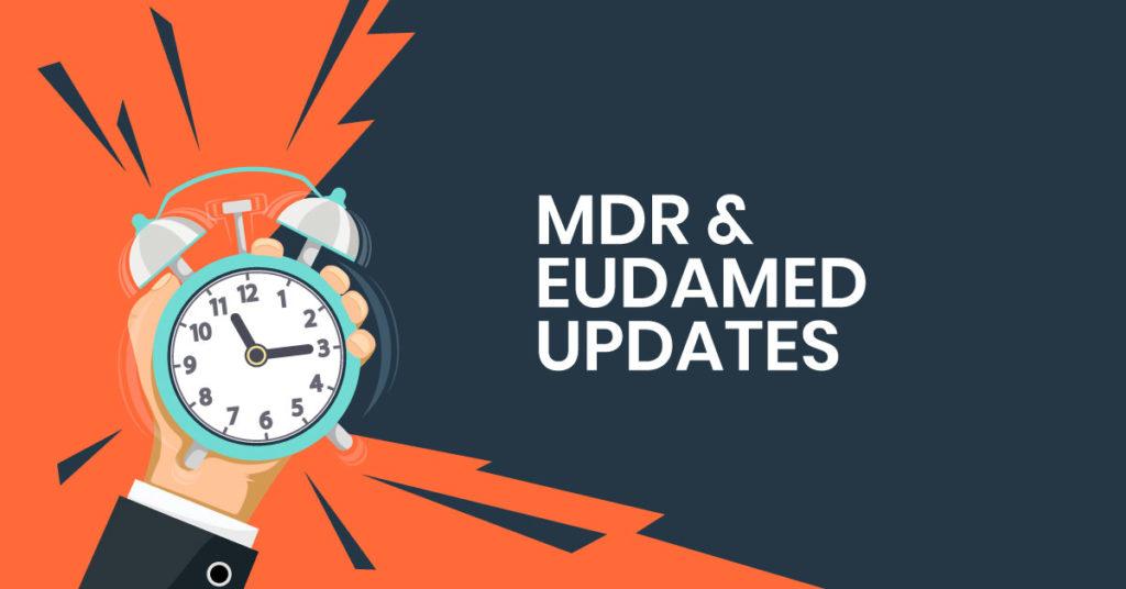 MDR EUDAMED Deadlines