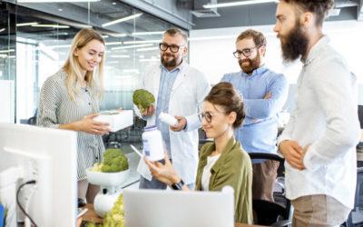 Start-ups im Lebensmittelbereich