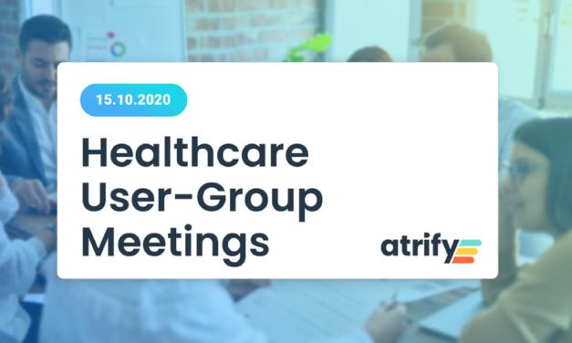 Healthcare User-Group Meetings