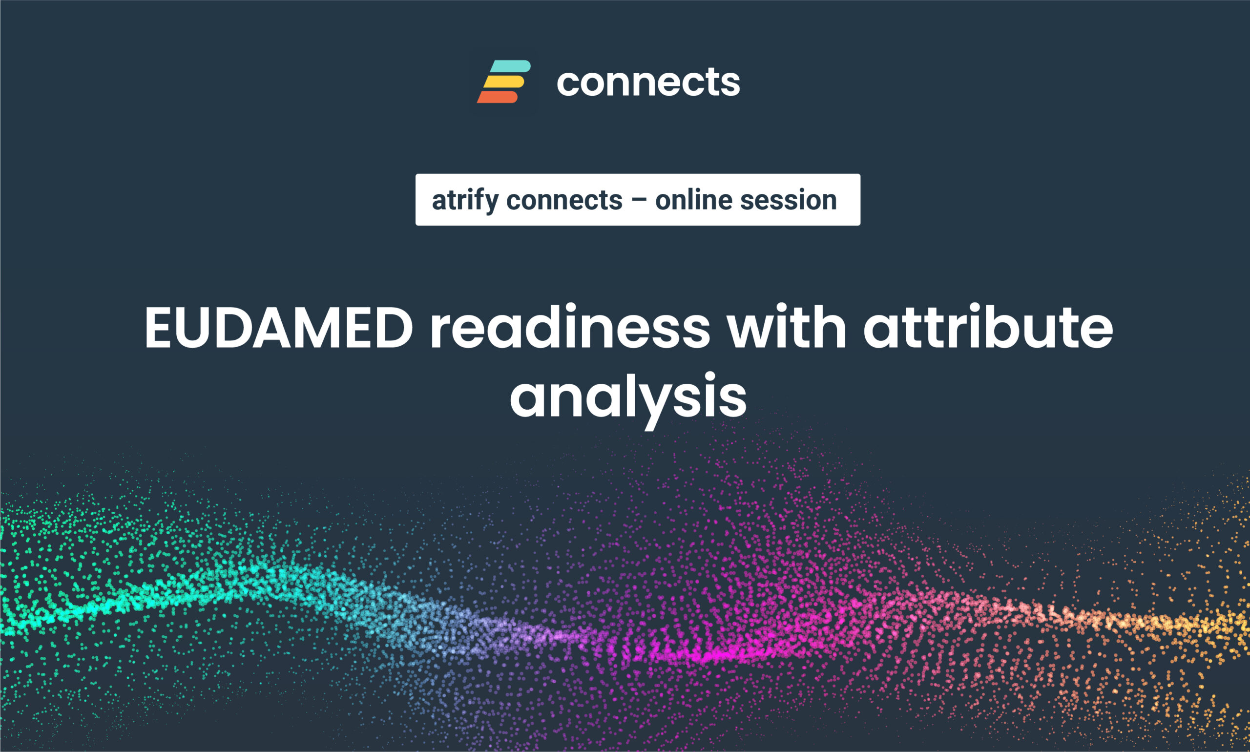 EUDAMED readiness - atrify connects