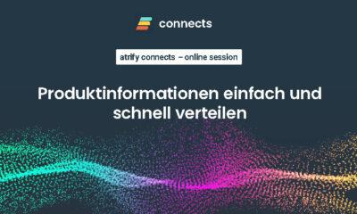 Produktinformationen einfach und schnell verteilen (DE)