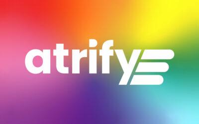 atrify bleibt bunt
