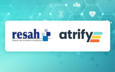 Healthcare manufacturers are now able to reach French GPO Resah via GDSN
