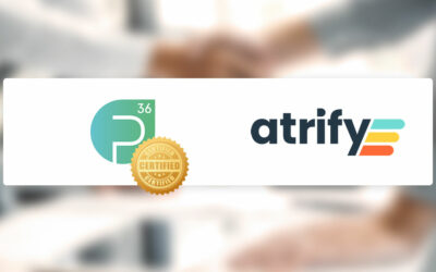 p36 is a certified atrify Partner!