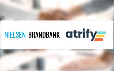 Nielsen Brandbank launched strategic partnership with atrify